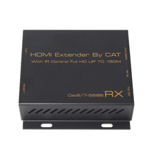 HDMI Extender 150m by single CAT RX 1.4v hdmi extender 150m wireless hdmi transmitter