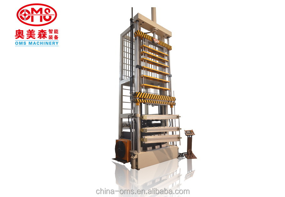 hydraulic fin tube pipe expander machine