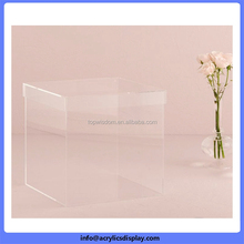 The Most Popular Best Choice flat packed acrylic box