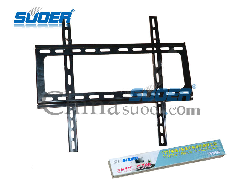 "Suoer Factory Price TV Wall Mount 26"" to 57"" LCD TV Wall Mount TV Mounting Bracket for LCD"