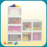 Best selling Eco-friendly plastic cabinet kids storage box