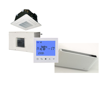 Modbus Hotel Room Digital Thermostat