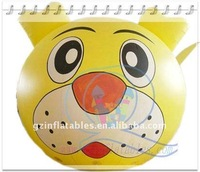 {Qi Ling}lovely cartoon inflatable sky balloon for events