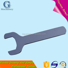 custom carbon steel stamping simple wrench of tools part