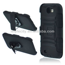 rugged holster Combo Case Cover For Samsung N7100 / Note 2