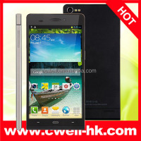 Ulefone P6 Ultra Thin Body Smartphone MTK6582 Quad Core Android 4.2 6 Inch HD Screen 3G GPS OTG 1GB 8GB