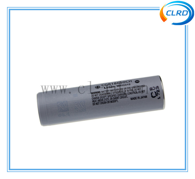 10amp discharge rate 18650 battery CGR18650CH