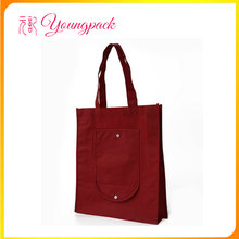 2016 wholesale high quality foldable recycle bag
