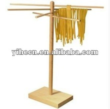Home made fresh noodle drying racks