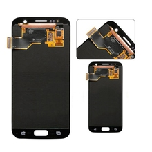 s7 screen display edge lcd refurbish ecran for samsung galaxy frame g935f gold g935 white digitizer oem touch complete plus
