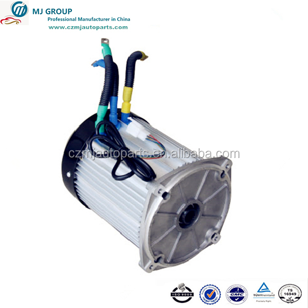 Excellent overload function 2200W 4000RPM dc trike 3 Wheels motor