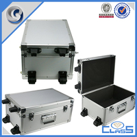 MLD-AC3030 Superior quality silver aluminum carrying case for tools equipment