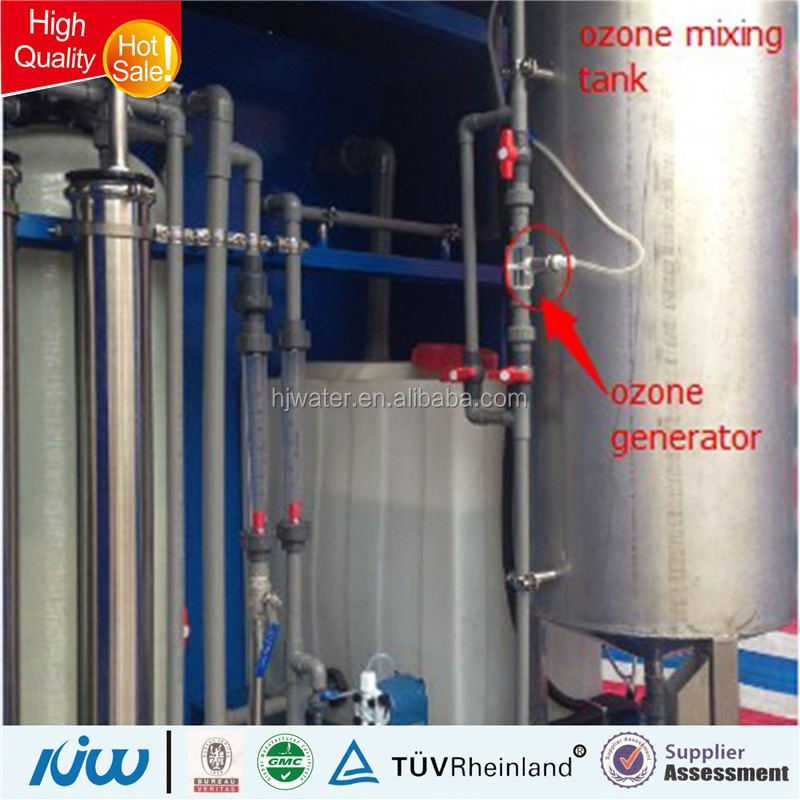 Hongjun ro edi plant seawater used small desalination plant for boat /ship