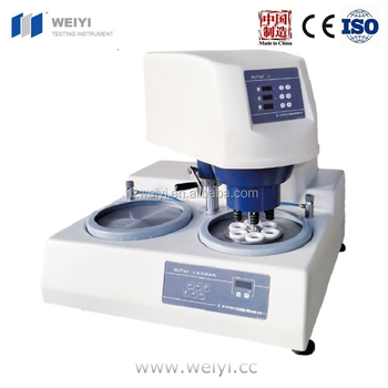 MoPao 3S	metallographic automatic grinding/polishing machine,grinder and polisher machine