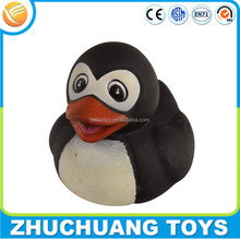 wholesale small funny black adult rubber bath duck toys