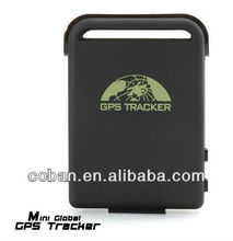 GPS/GSM/GPRS mini online software kid and dog gps tracker tk102