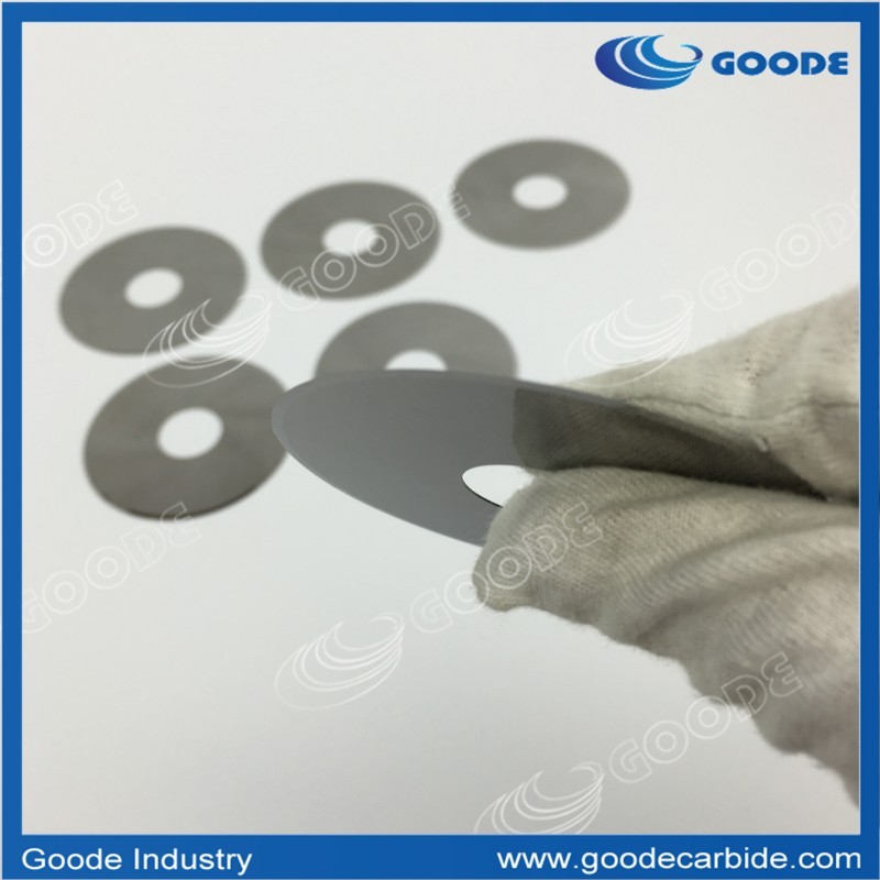 Cork Filter Cutting Knives for secondary processing machines as Hauni Molins GD Decoufle Sasib