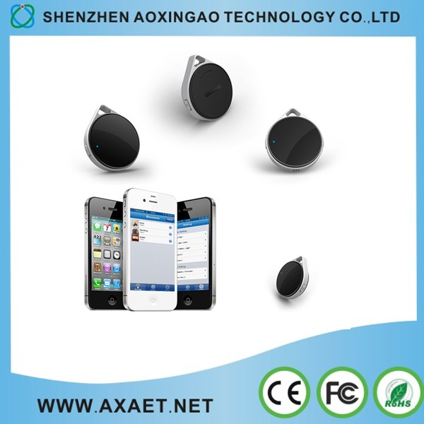 AXAET bluetooth 4.0 anti lost alarm, ble key anti-loss device for Android and IOS smartphone