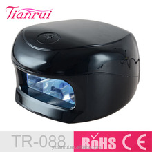 Factory supply fashionable mini led uv nail lamp with good price