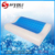 Double color gel memory foam pillow