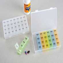 Monthly Pill Box for Storage, 30 days Storage Pill Box