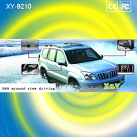 Automobile bird view 360 view car camera system (XY-9210)