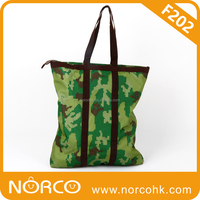 Women Shopping Bag, Polyester Foldable Handbag, materials as request