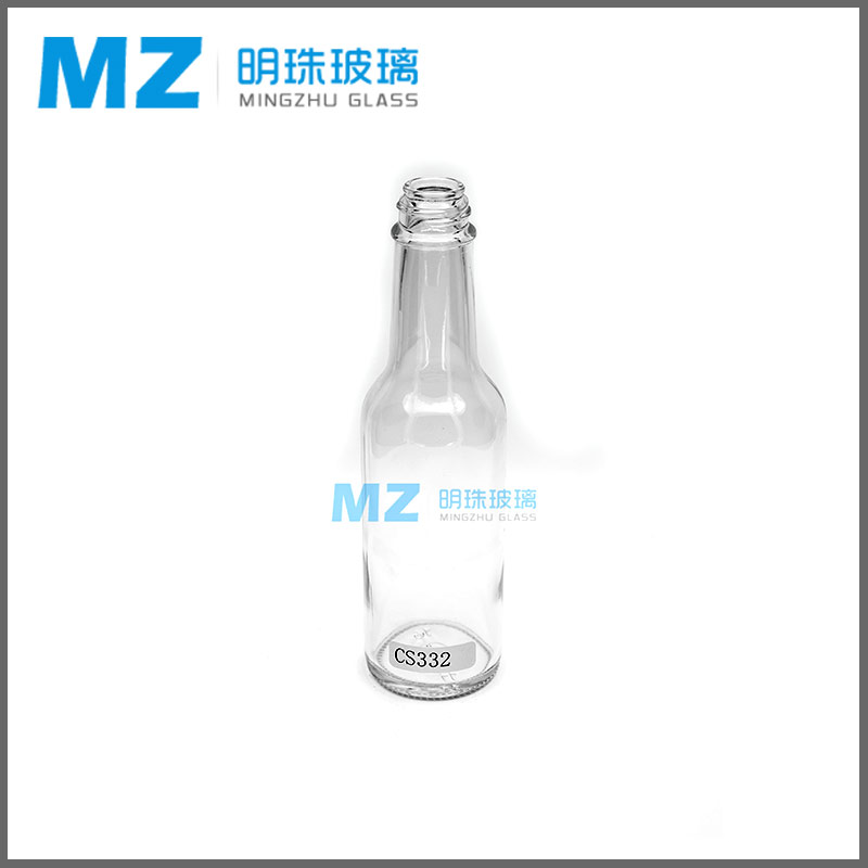 China manufacturer high quality glass canister