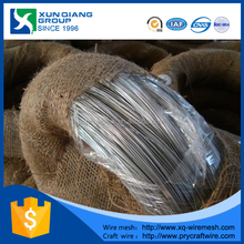 High quality Q195 2mm zinc coated electro galvanized binding iron wire