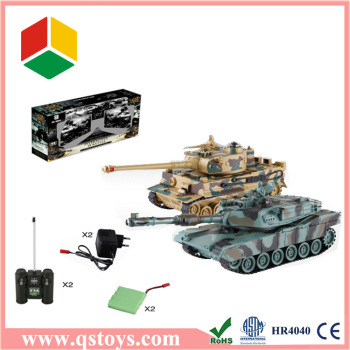 New design rc tank toy with 7 functions