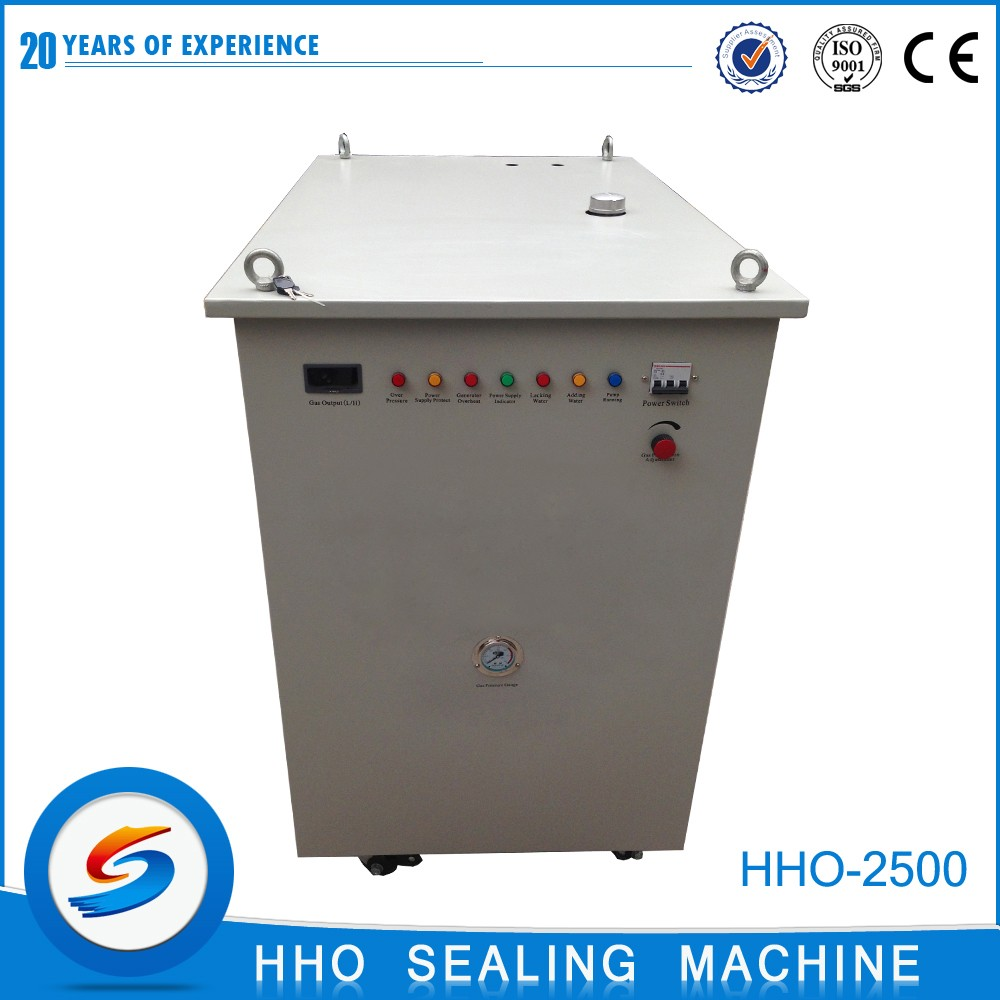 Brown Gas Generator/HHO Gas Generator For Boiler Heating/HHO Boiler Supporting Machine
