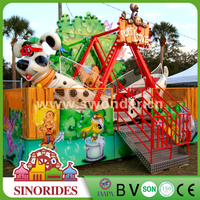 Mobile Rides Fairs and Fetes Used Amusement Carnival Equipment For Sale