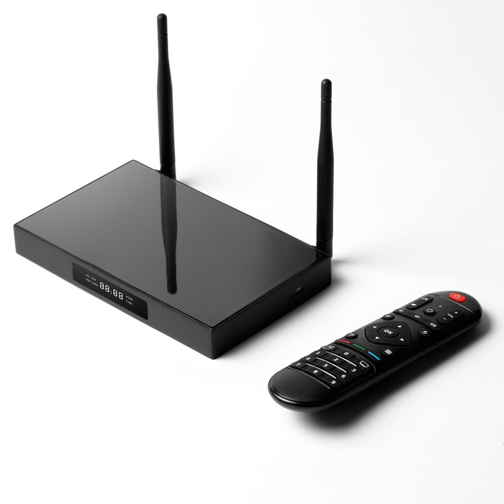 1chip 2gb 16gb dual band wifi 4k ott tv box G8s set top box with antenna