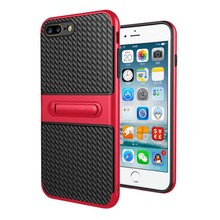 For apple iphone 6s 2 in 1 kickstand mobile phone cover for iphone 6s case