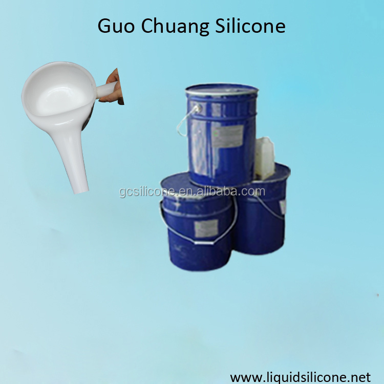 low shrinkage rtv2 liquid molding silicone for concrete tiles mold