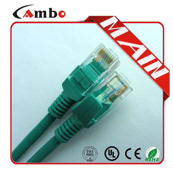crossover Type TIA/EIA 568B utp stp cat5e cat6 patch cord