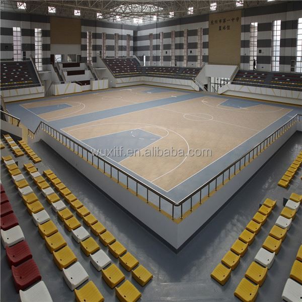 Best choice high quality crazy selling pvc basketball sports flooring for sale