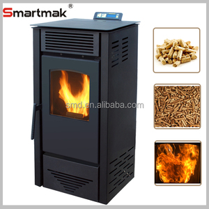 Freestanding wood burning stove,wood pellet boiler stove,cast iron pellet stove