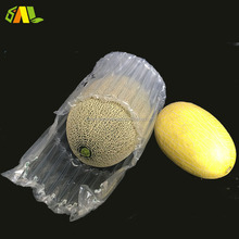 Waterproof shock-proof light air pillow column cushioning packaging bag