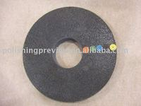 Non-woven polishing wheel