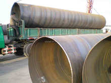 sch80 api 5l spiral welded steel pipe