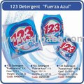 123 Detergents Powder