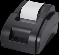 printer High quality 58mm thermal receipt, Small ticket, barcode printer XP-58IIH Printer Print speed Fast