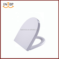 Toilet seat cover in urea formaldehyde resin