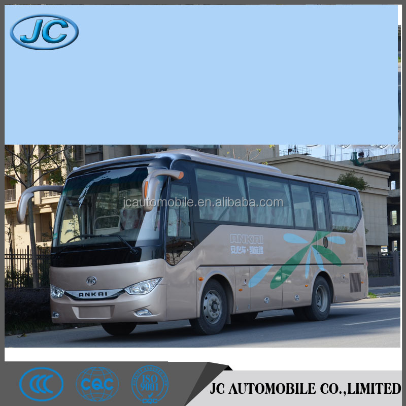 Hot selling model JAC luxury 11M 45-55 seaters tour bus for sale