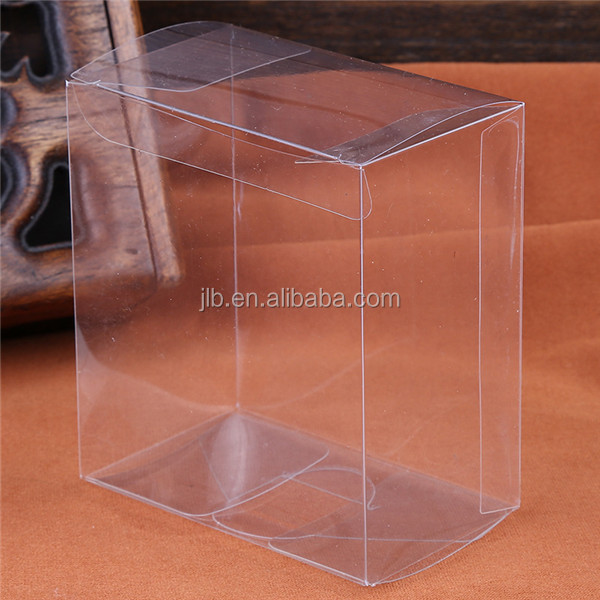 Custom Clear Plastic packaging box for bird nest , PVC bird nest packaging box