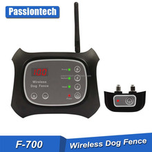 Indoor/Outdoor Wireless Dog Fence System, Without Wire Electronic Dog Fence, No Wire Dog Fence