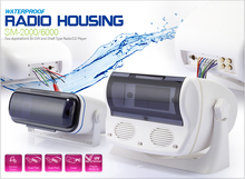 Waterproof Radio Housing