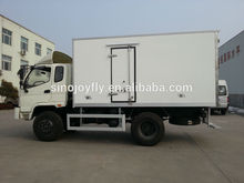 Professional ice cream/seafood/fruit/ fozen foods refrigerated trucks for sale with low price