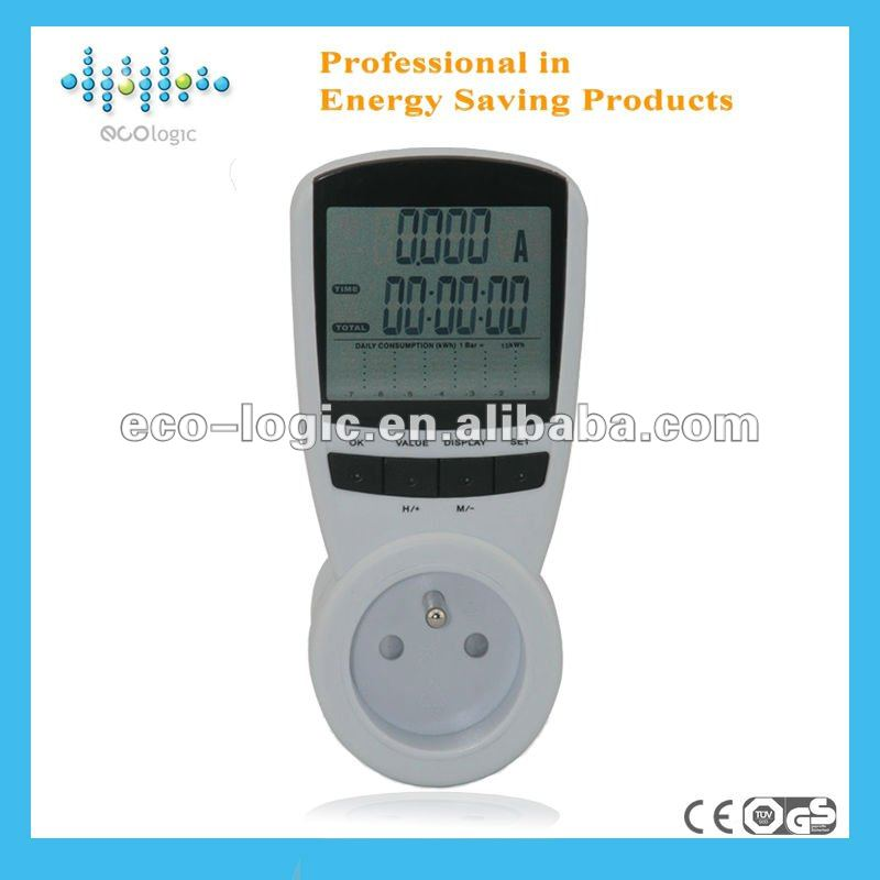 single phase power energy meter wireless vwith rs485 calibration equipment kwh power factor